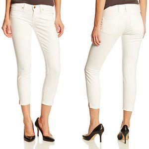 Lucky Brand Sofia Skimmer Jeans Pearl White 31/12